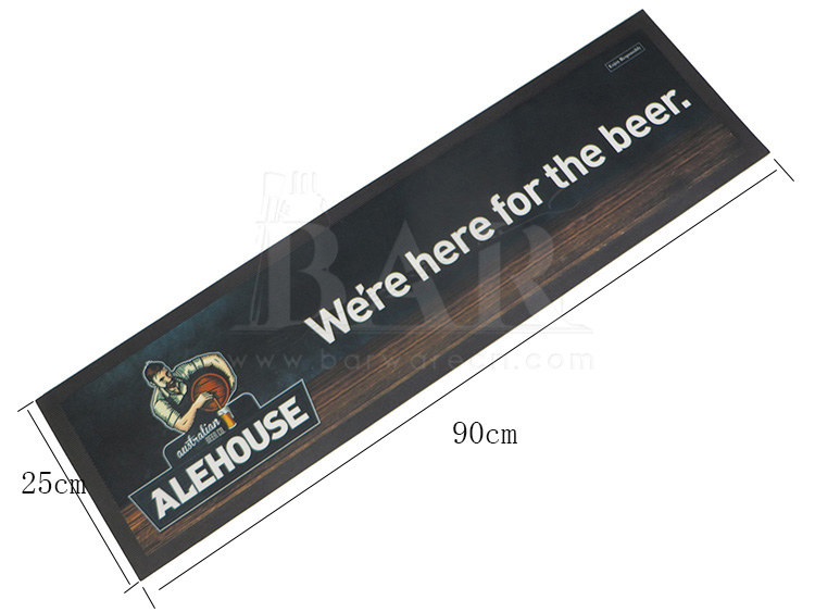Alihouse Fabric Beer Mat