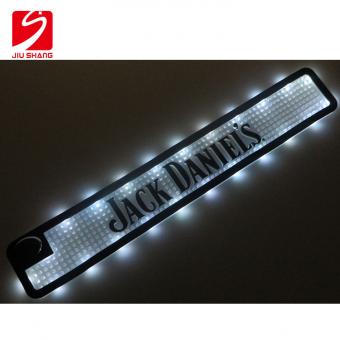 led bar sayacı mat
